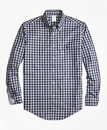 Non-Iron Milano Fit MacLeod Tartan Sport Shirt