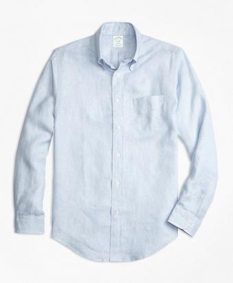 Milano Fit Irish Linen Sport Shirt