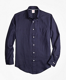 Madison Fit Irish Linen Sport Shirt