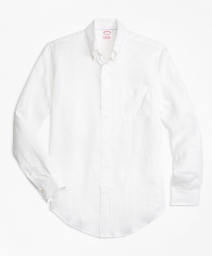 Madison Fit Irish Linen Sport Shirt