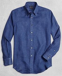 Golden Fleece® Regent Fit Linen Sport Shirt