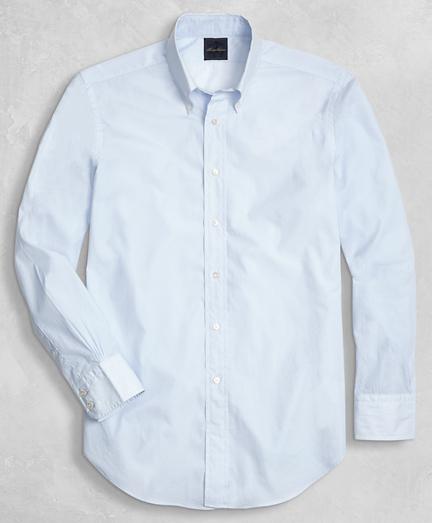 Golden Fleece® Regent Fit Micro Print Sport Shirt