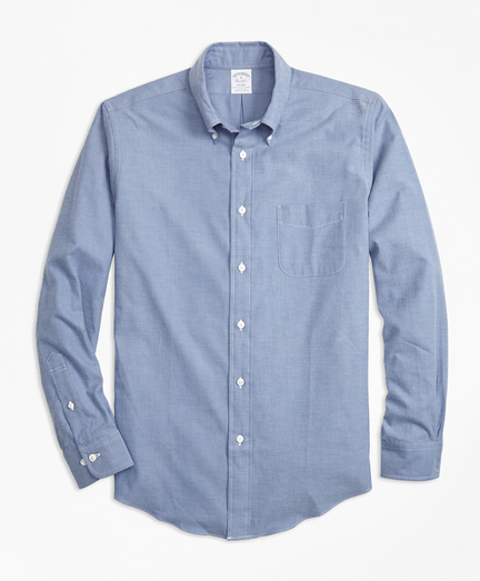 Regent Fit Luxury Flannel Sport Shirt