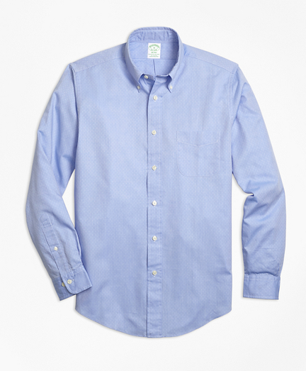 Milano Fit Dobby Micro-Diamond Sport Shirt