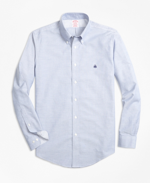 Non-Iron Madison Fit Supima® Cotton Oxford Sport Shirt