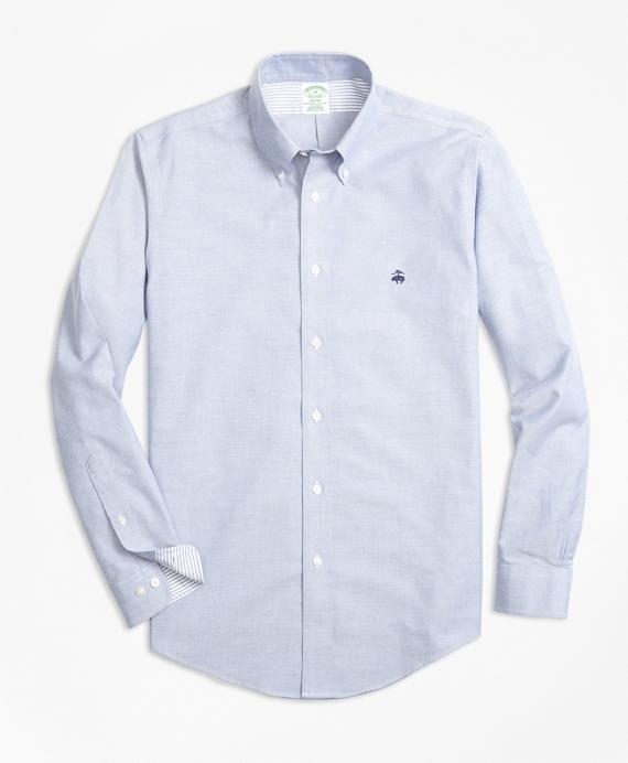 Non-Iron Milano Fit Supima® Cotton Oxford Sport Shirt