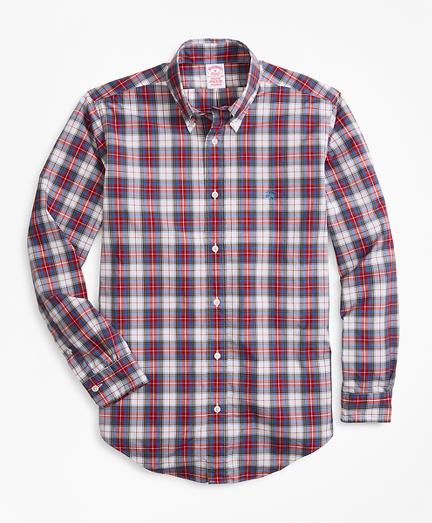 Madison Fit Tartan Zephyr Sport Shirt