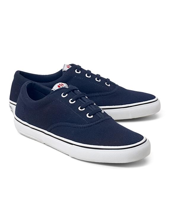 Superga® Classic Deck Sneakers Navy