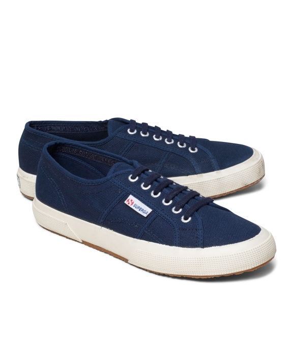 Superga® Canvas Sneakers Navy