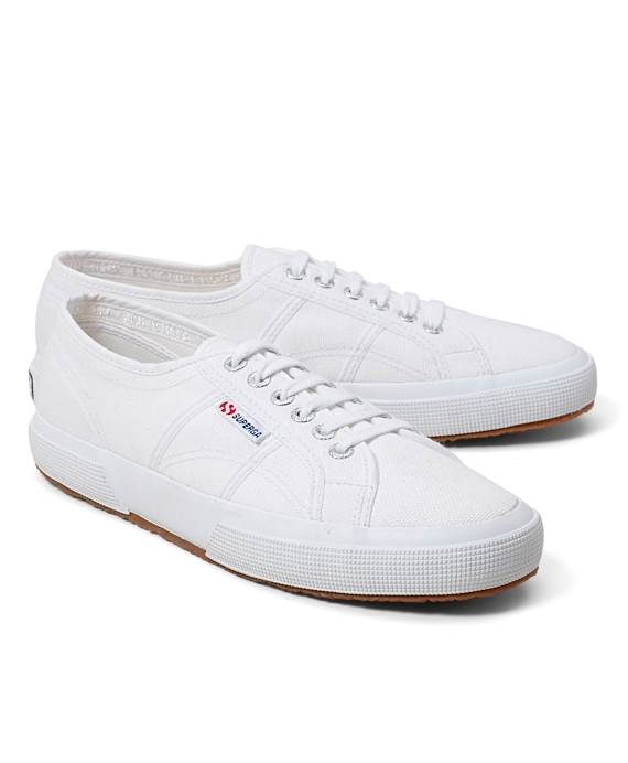 Superga® Canvas Sneakers White