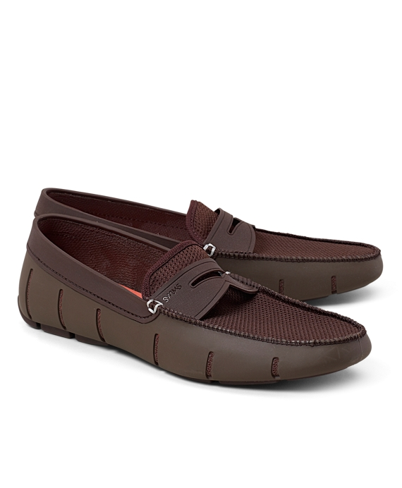 SWIMS Brand Loafers Brown