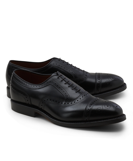 Medallion Perforated Captoes
