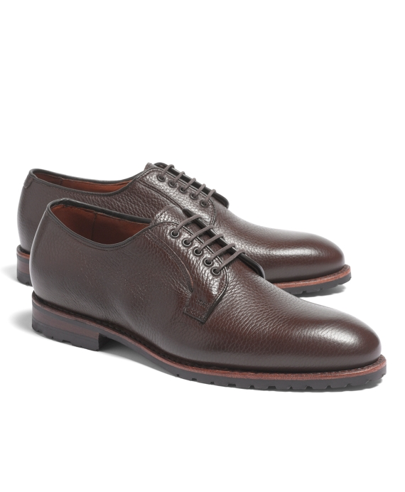 Blucher Lug Soles Brown