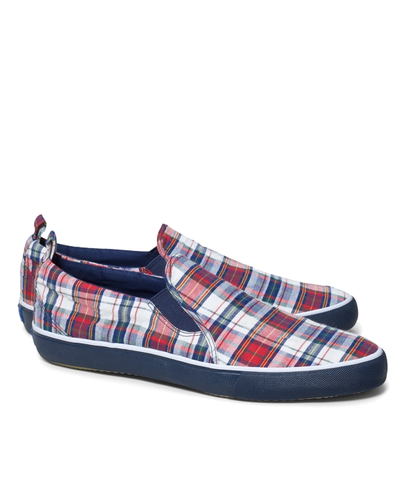 Madras Keds® for Brooks Brothers Multi