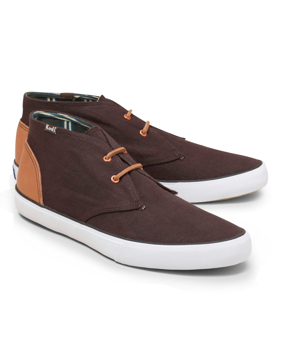 Keds® for Brooks Brothers Chukka Boots Brown