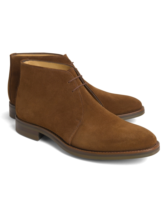 Peal & Co.® Chukka Boots Light Brown