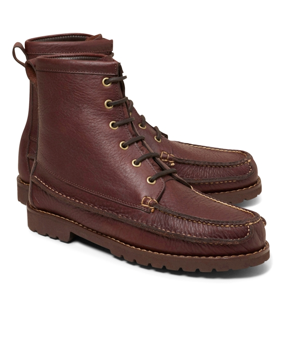 Bison Boots Brown