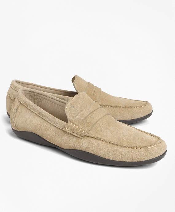 Harrys Of London® Basel Penny Loafers Natural