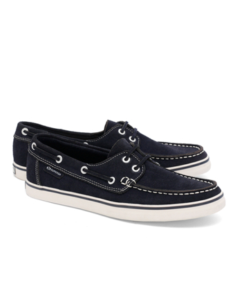 Superga® Suede Boat Shoes
