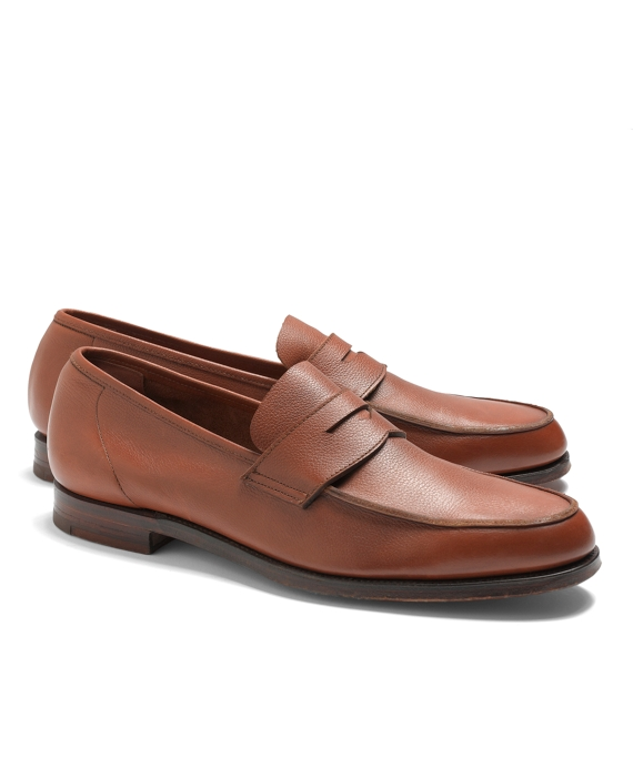 Peal & Co.® Lightweight Penny Loafers Tan