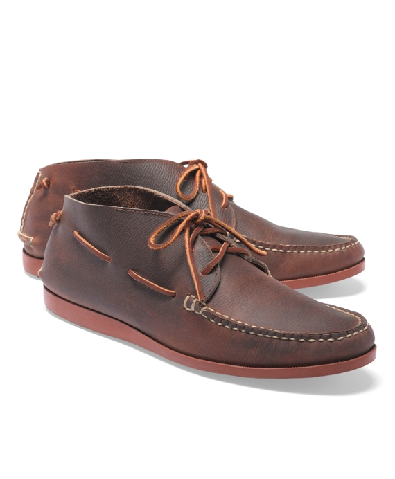 Rancourt & Co Hand Sewn Chukka Boots Brown