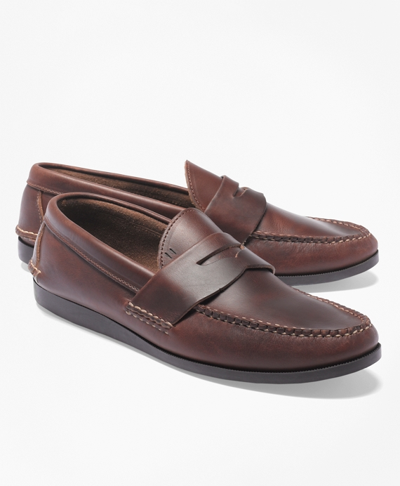 Rancourt & Co Casual Loafers Dark Brown
