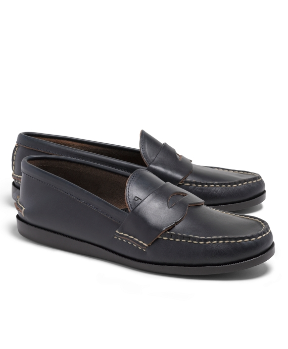Rancourt & Co Casual Loafers Navy