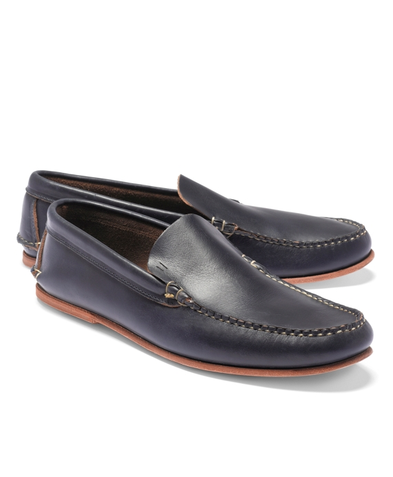 Rancourt & Co American Loafers Navy