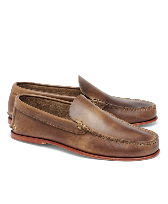 Rancourt & Co American Loafers Tan