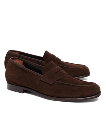 Lightweight Suede Loafers
