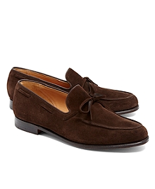 Lightweight Tie Loafers