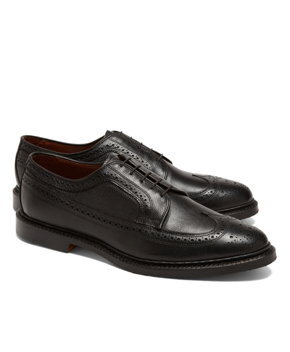 Long Wingtips Black