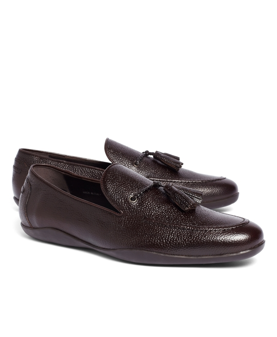 Harrys Of London® Dylan Scotch Loafers Brown