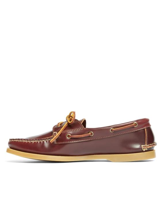 Cordovan Boat ShoesCordovan
