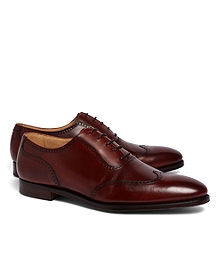 Peal & Co.® U-Throat Wingtips