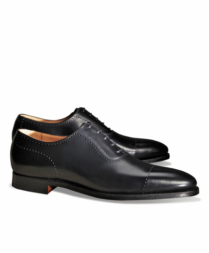 Peal & Co.® Perforated Captoes
