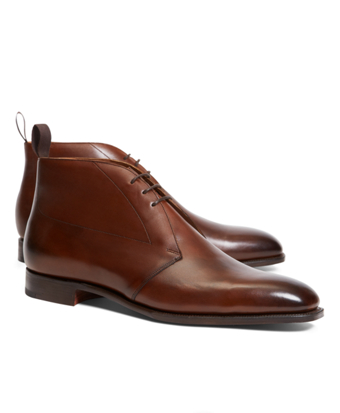 Edward Green Silverstone Antique Boots