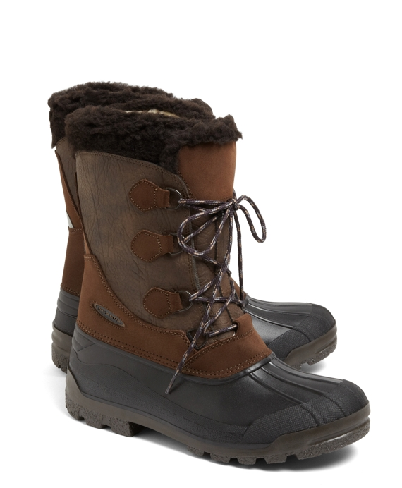 Scarpa Lappnia Duck Boots Brown