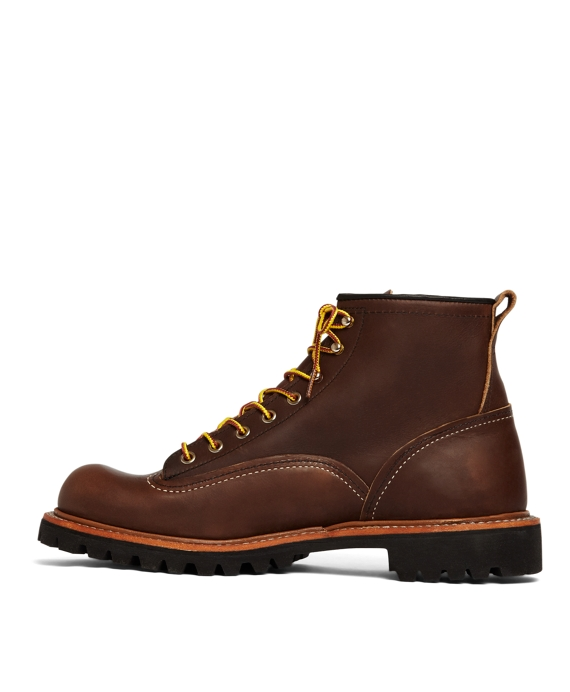 Red Wing for Brooks Brothers 2936 Lineman Boots - Brooks Brothers