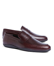 Harrys of London Cordovan Downing Loafers