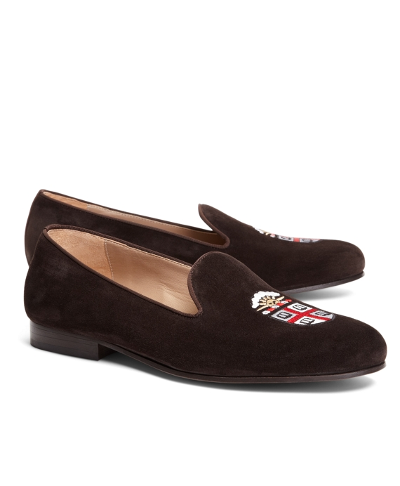 JP Crickets Brown University Shoes Brown