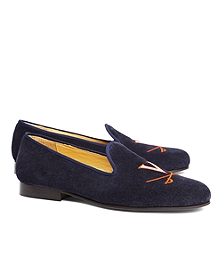 JP Crickets University of Virginia Shoes