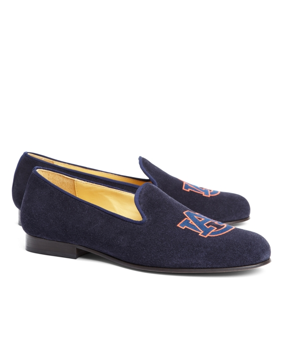 JP Crickets Auburn University Shoes Blue
