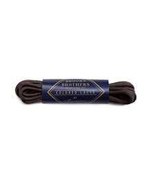 "Brooks Brothers 27"" Round Waxed Colored Laces by Benjo's"