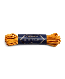 "Brooks Brothers 22"" Flat Waxed Colored Laces by Benjo's"