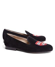 JP Crickets Harvard University Crest Shoes