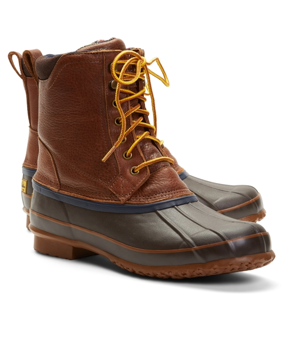Duck Boots Brown