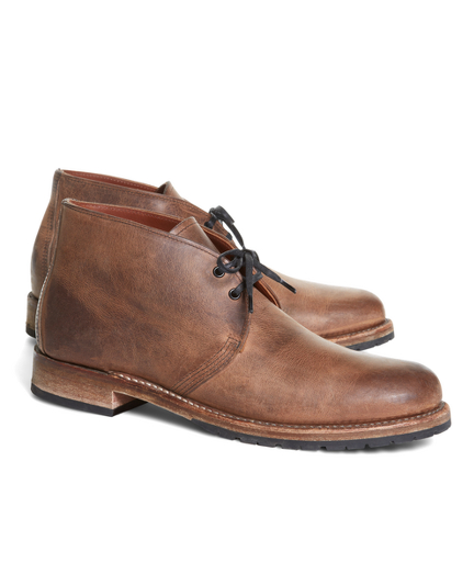 Red Wing for Brooks Brothers 4523 Vintage Beckman Chukka Boots