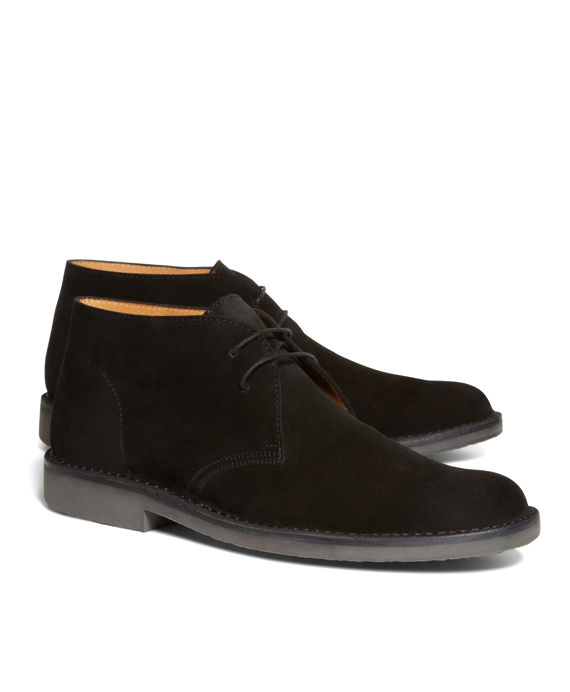 Field Chukka Boots Black