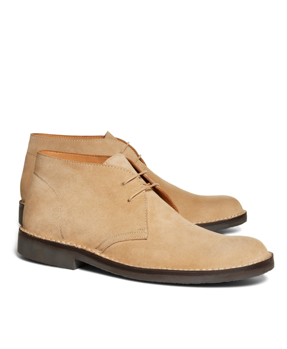 Field Chukka Boots Tan